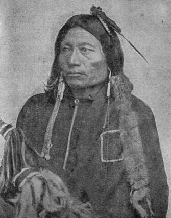 Apache Indians Chief Pacer   Apache Tribe