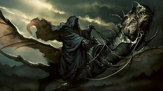 Lord of the Rings Nazgul wallpaper 18465