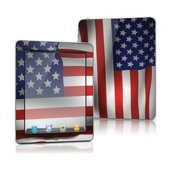 iPad skins iPad 1st Generation USA skin for iPad 1st Generation
