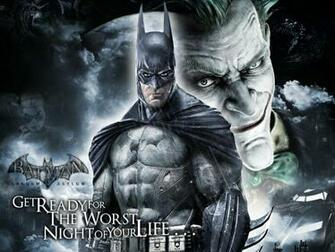 Batman Arkham Asylum Wallpapers