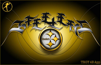 STEELERS GRAFFITI WALLPAPER Background cute Wallpapers