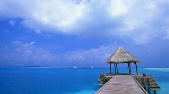 Maldives Beach HD 1920x1080