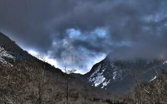 Cannon Mountain Franconia Notch New Hampshire HD Wallpaper