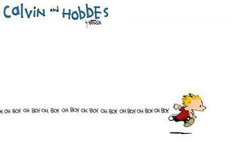 Calvin and Hobbes wallpapers because I love you all Calvin and