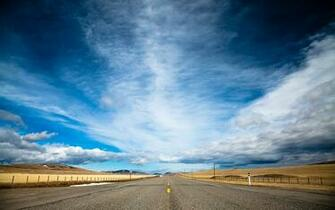 Road and Sky Wallpapers HD Wallpapers