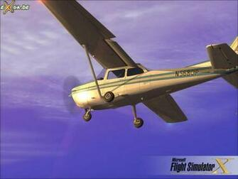 fs11 Screenshot Wallpaper zu Microsoft Flight Simulator X   eXgade