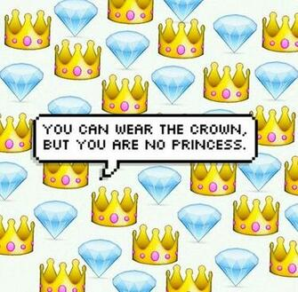 princess crown emoji Tumblr