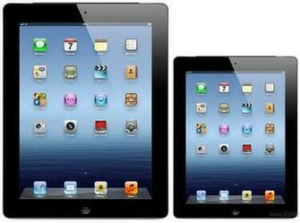 iPad Apple sold 3 million iPad mini and iPad 4 during the first