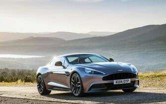 2015 Aston Martin Vanquish Wallpaper HD Car Wallpapers