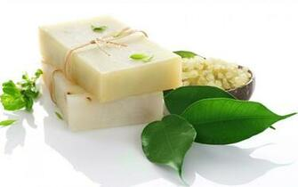 Spa soap wallpaper 8602