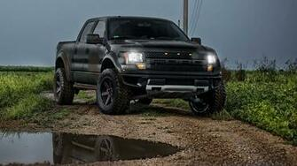 Ford Red Raptor Wallpaper HD Wallpaper WallpaperLepi