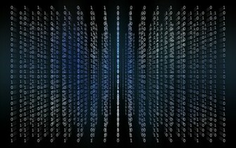 binary wallpaper blue1jpg