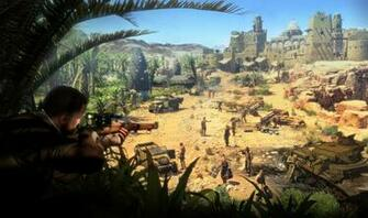 Sniper Elite 3 HD Wallpapers and Background Images   stmednet