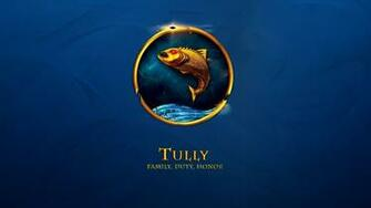 Game of thrones house tully wallpaper 7175 PC
