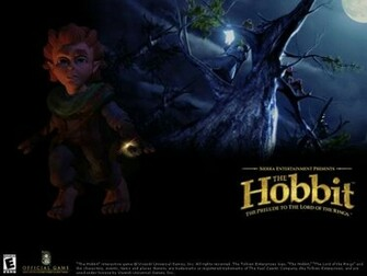 Desktop The Hobbit Wallpaper