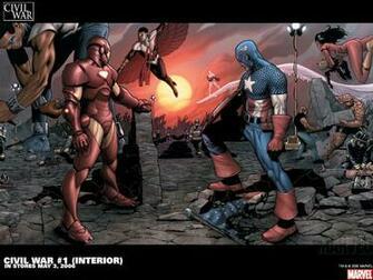 Civil War en espaol Guerra Civil es una historieta en forma de