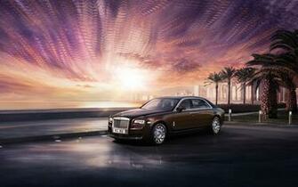 2015 Rolls Royce Ghost Series II Wallpaper HD Car Wallpapers