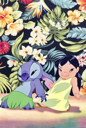 Free Download Lilo And Stitch Wallpaper For Iphone Stitch