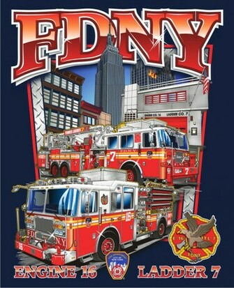 Fdny Wallpaper Fdny empire state e16 l7 by