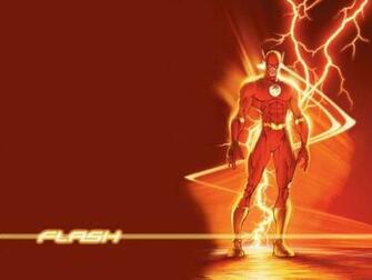 The Flash Wallpaper 1024x768 The Flash Flash Comic Hero