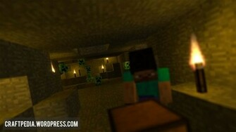Creepers be Creepin HD Minecraft Animated Desktop Background Wallpaper