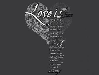 Love is Wallpaper   Christian Wallpapers and Backgrounds
