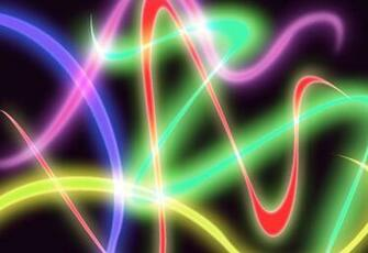 Abstract Neon Wallpaper Background HD Wallpapers Plus