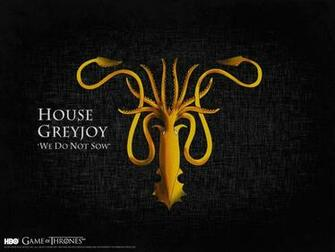 game of thrones House Greyjoy   Game of Thrones Wallpaper