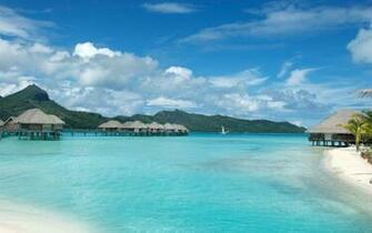 Bora Bora Island HD Wallpapers HD Wallpapers