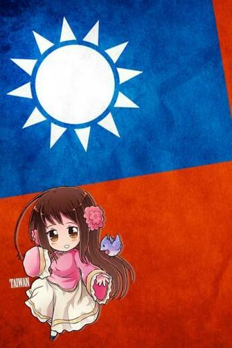 Hetalia iWallpapers   Taiwan by Dreamweaver38