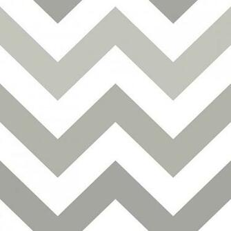 Amazoncom NuWallpaper NU1934 Zig Zag Grey Peel and Stick