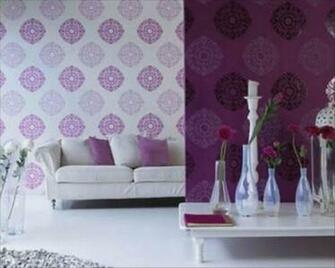 tags decor decorating decorating ideas floral wallpaper houses