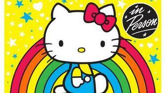 Hello Kitty Rainbow Wallpapers   Top Hello Kitty Rainbow