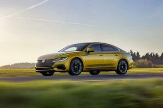 2019 Volkswagen Arteon R Line News and Information