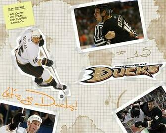 Ducks Hockey Wallpaper
