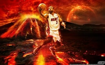 Dwyane Wade by Sanoinoi on deviantART