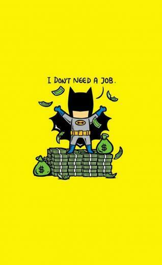 Cute Batman Wallpaper batman   funny superheroes iphone wallpapers