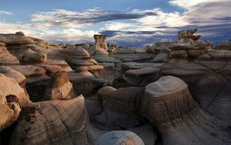 Bisti Badlands New Mexico Wallpapers HD Wallpapers