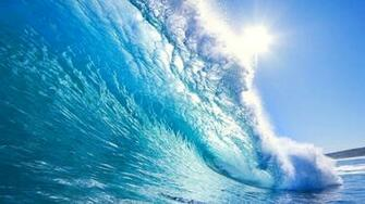 Beautiful Wallpapers water waves wallpaper