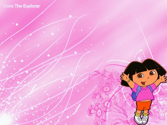 Dora The Explorer Wallpaper Pictures to Pin