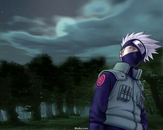 Hatake Kakashi Wallpapers Narutos Realm