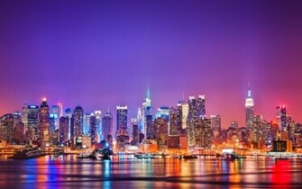 New York Skyline Wallpaper HD