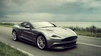Aston Martin Vanquish Wallpapers HD Desktop and Mobile Backgrounds