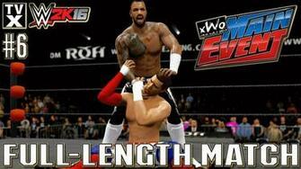 WWE 2K16 Extreme Main Event Ep6   Ricochet Vs Will Ospreay