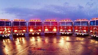 Fire Truck Backgrounds for Pinterest