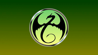 Iron Fist Symbol WP by MorganRLewis