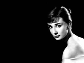 Wallpapers Photo Art Audrey Hepburn Wallpapers
