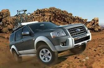 SPORTS CARS ford endeavour