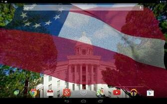 Rebel Flag Live Wallpaper   screenshot