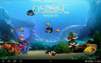Tap a Fish Live Wallpaper   screenshot